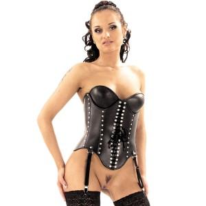 ledapol 5077 corset en cuir