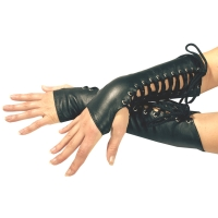 ledapol 102c gants en cuir - gants femme