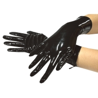 ledapol 1063 gants en vinyle - gants en verni fetish