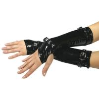 ledapol 1201 gants en vinyle - gants en verni fetish