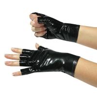 ledapol 1256 gants en vinyle - gants en verni fetish