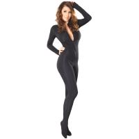 ledapol 3109 catsuit en tissu stretch - combinaison de femme sexy