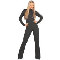 ledapol 3113 catsuit en tissu stretch - combinaison de femme sexy