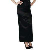 ledapol 3118 jupe en tissu stretch - jupe de femme sexy