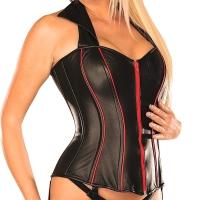 ledapol 5254 corset en cuir