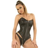 ledapol 5425 corset en cuir