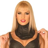 ledapol 5499 corset du cou en cuir femme