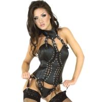 ledapol 5566 corset en cuir