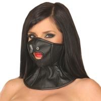 ledapol 5568 corset du cou en cuir femme