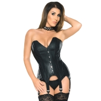 ledapol 5728 corset en cuir