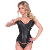 ledapol 5923 corset en cuir