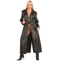 ledapol 790 manteau en cuir - manteau femme
